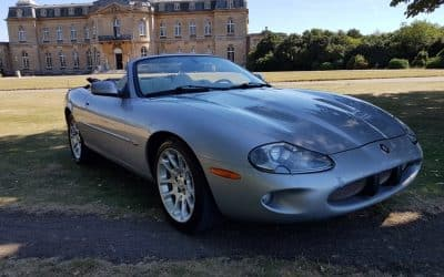 """DEPOSIT TAKEN, ANOTHER ONE COMING SOON"" LHD Jaguar XKR Convertible Left Hand Drive, SatNav, Leather"