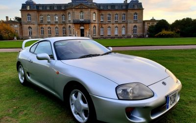 1995 Toyota Supra Twin Turbo 2-JZ GTE Automatic / Tiptronic TOTALLY ORIGINAL