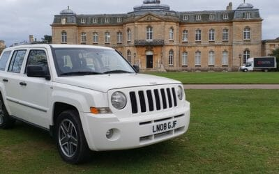 LHD 2008 Jeep Patriot 2.0 4X4, Diesel, Full Options, LEFT HAND DRIVE