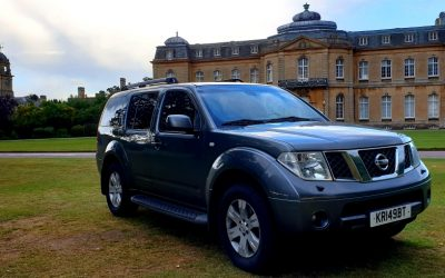 LHD Nissan Pathfinder 2.5dCi 171, Tec Pack, auto 7 SEATER, 4X4, LEFT HAND DRIVE