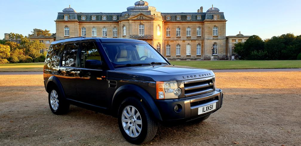 2005 LHD Land Rover Discovery 3, 2.7 HSE, automatic, 4X4 LEFT HAND DRIVE
