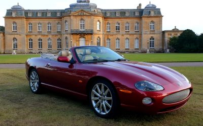 2006 LHD JAGUAR XK8 4.2 VICTORY EDITION (VERY RARE), LEFT HAND DRIVE