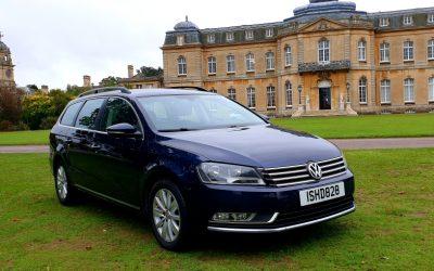 LHD 2014 Volkswagen Passat 1.6 TDI Bluemotion DSG Automatic, Estate, LEFT HAND DRIVE