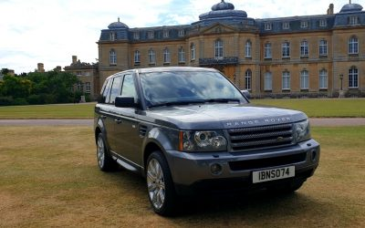 LHD 2009 RANGE ROVER SPORT 2.7 SE,DIESEL,AUTOMATIC 4X4, LEFT HAND DRIVE