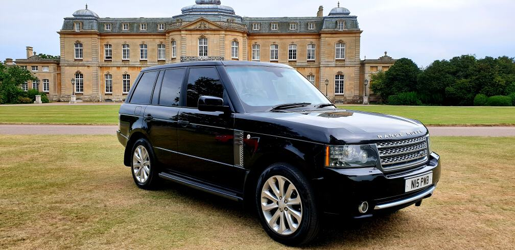 2011 RANGE ROVER TDV8 4.4 VOGUE, TWIN TURBO DIESEL, AUTOMATIC, 4X4, LOADED