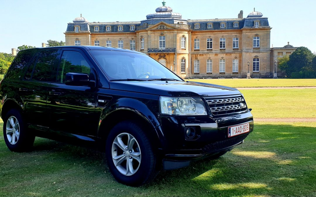 2008 LHD LAND ROVER FREELANDER 2, 2.2Td4 AUTOMATIC,DIESEL,LEFT HAND DRIVE