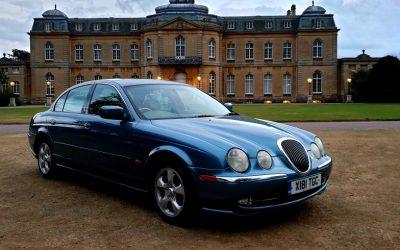 2000 Jaguar S Type 3.0 V6 4 door Saloon