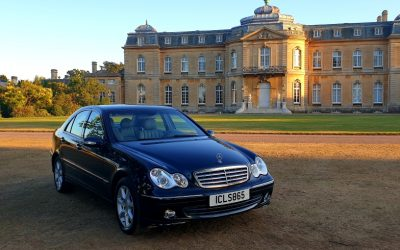2004 MERCEDES C220 CDI, DIESEL AUTOMATIC, LEFT HAND DRIVE