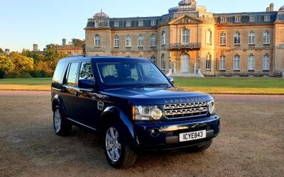 2011 LHD LAND ROVER DISCOVERY 4, 3.0 SDV6 SE, 4X4, 7 SEATER (OPTION), AUTOMATIC, DIESEL – LEFT HAND DRIVE