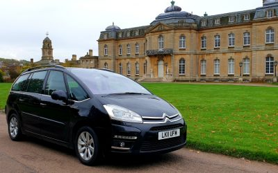 LHD 2011 CITROEN C4 GRAND PICASSO EXCLUSIVE 1.6TD AUTO, 7 SEATER LEFT HAND DRIVE, ***UK REGISTERED***