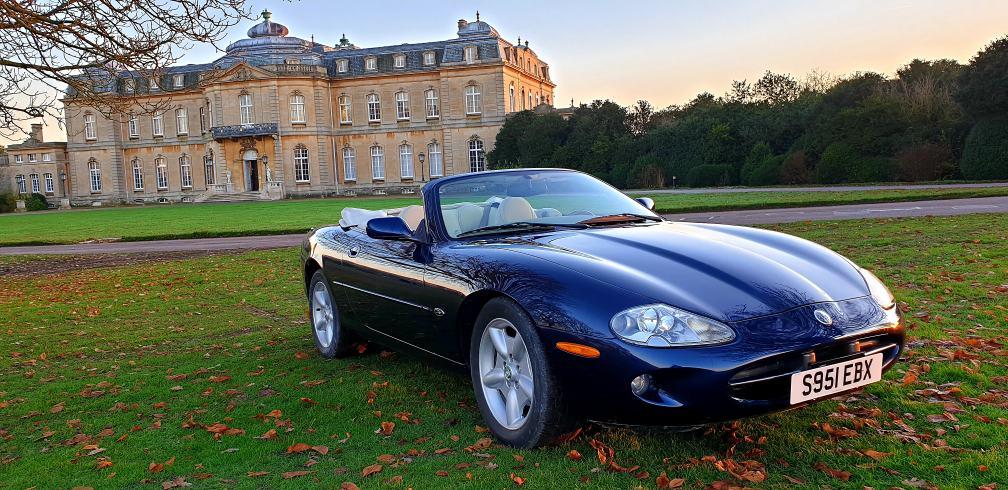 Original 1999 LHD Jaguar XK8 4.0 V8 Convertible, LEFT HAND DRIVE