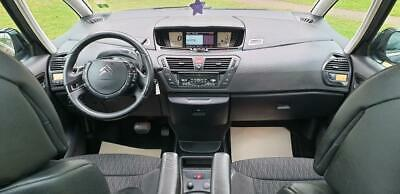 citroen c4 internal pics
