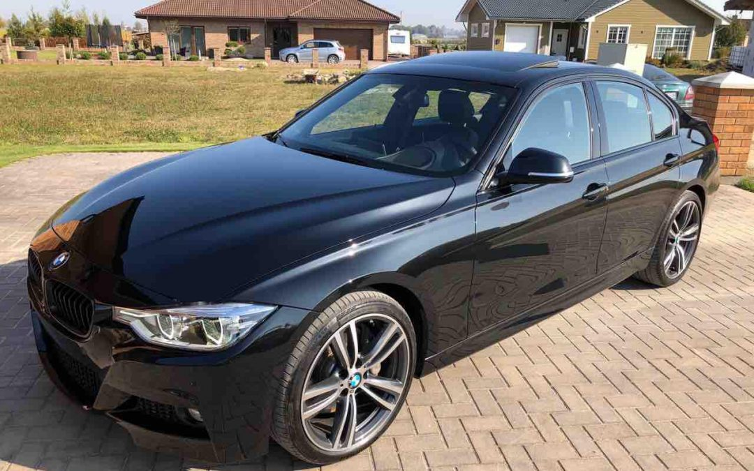 LHD 2018 BMW 340i M-Sport 4-Door Saloon Auto, LEFT HAND DRIVE, LIKE NEW CONDITION