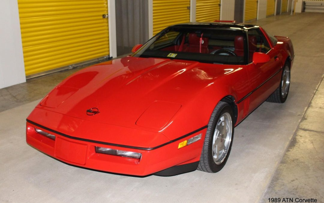 1989 LHD C4 CORVETTE, TARGA 5.7 Auto, PETROL, LEFT HAND DRIVE