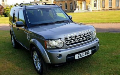 2012 LHD LAND ROVER DISCOVERY 4,3.0 SDV6 SE,7 SEATER, AUTO,LEFT HAND DRIVE