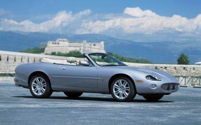 Original LHD Jaguar XKR 4.0 V8 Supercharged Convertible.LEFT HAND DRIVE