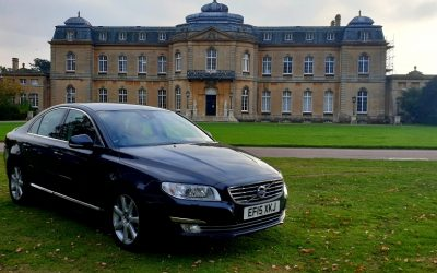 Volvo S80 2.0TD D4 ( 181bhp ) ( s/s ) Geartronic 2016MY SE Lux