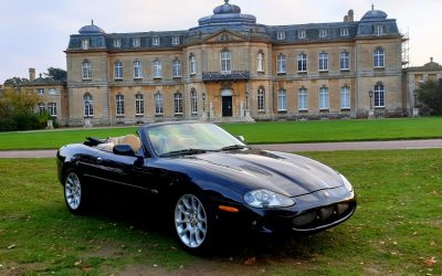 2000 LHD JAGUAR XKR 4.0 SUPERCHARGED, CONVERTIBLE, LEFT HAND DRIVE