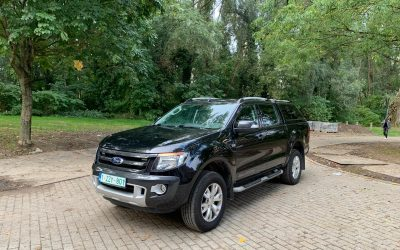 2014 LHD Ford Ranger Wildtrak 3.2 TDCi 200PS 4×4 Auto Double Cab Turbo Diesel LEFT HAND DRIVE