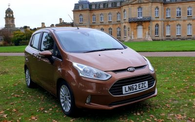 2012 LHD Ford B-Max 1.6TDCi (95ps) Zetec LEFT HAND DRIVE ***UK REGISTERED***