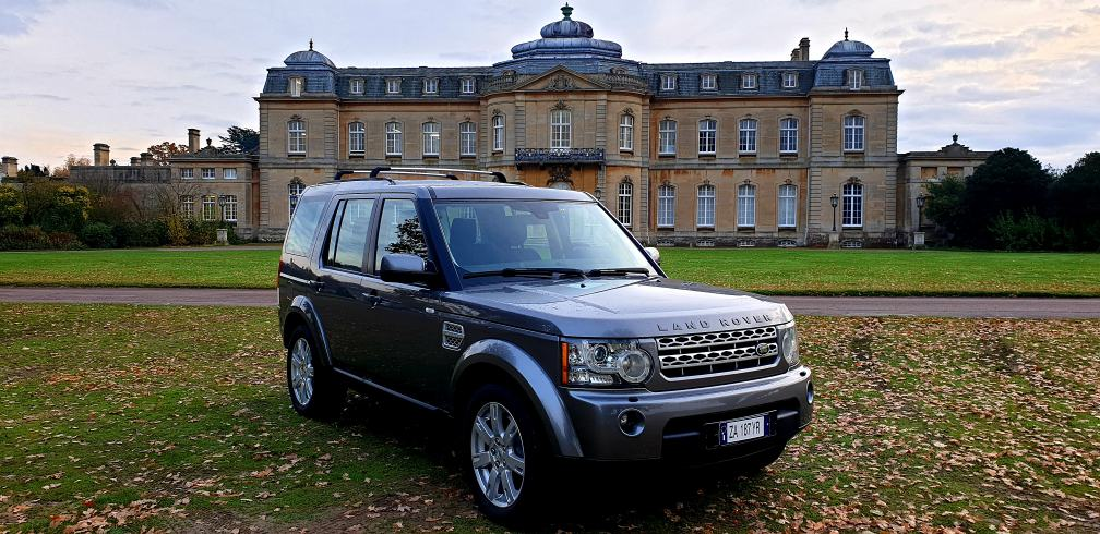 2010 LHD LAND ROVER DISCOVERY 4, 3.0 SDV6 SE, 4X4, 7 SEATER, LEFT HAND DRIVE