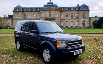 2006 LHD LAND ROVER DISCOVERY 3, 2.7 TDV6, DIESEL AUTOMATIC, 7 SEATER, 4X4, LEFT HAND DRIVE