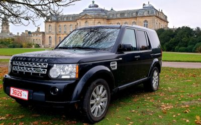 2012 LHD LAND ROVER DISCOVERY 4, 3.0 SDV6 SE, 4X4, 7 SEATER, AUTOMATIC, LEFT HAND DRIVE