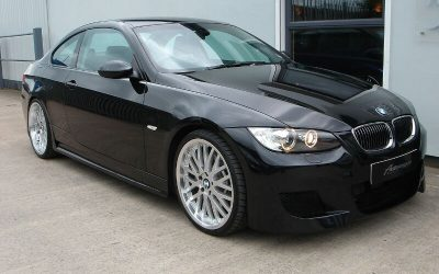 2006 BMW 335D SE, 3.0 TWIN TURBO DIESEL, GENUINE AUTOVOGUE