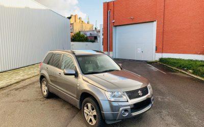 2007 LHD Suzuki Grand Vitara 1.9 DDiS JLX-EL X-Cellence, LEFT HAND DRIVE
