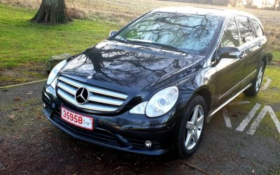 2006 LHD Mercedes-Benz R320 3.0TD L 7G-Tronic CDI Sport LEFT HAND DRIVE 6 SEATER