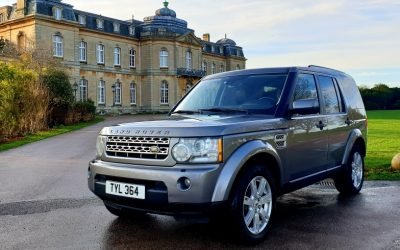 2010 LHD LAND ROVER DISCOVERY 4, 2.7 TDV6, 4X4, 7 SEATER, AUTOMATIC ,LEFT HAND DRIVE
