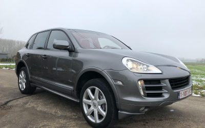 2009 LHD PORSCHE CAYENNE 3.0 V6 TURBO DIESEL, AUTOMATIC, LEFT HAND DRIVE