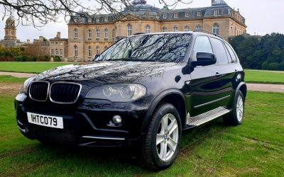 2007 LHD BMW X5 SPORT, 3.0, TURBO DIESEL SE, AUTOMATIC, LEFT HAND DRIVE
