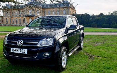 2013 LHD Volkswagen Amarok, 4×4, LEFT HAND DRIVE, D Cab Pick Up Highline 2.0 BiTDI 180