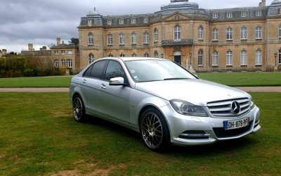 2011 LHD Mercedes Benz C220 CDi, Sport Auto, Turbo Diesel, LEFT HAND DRIVE *French registered*