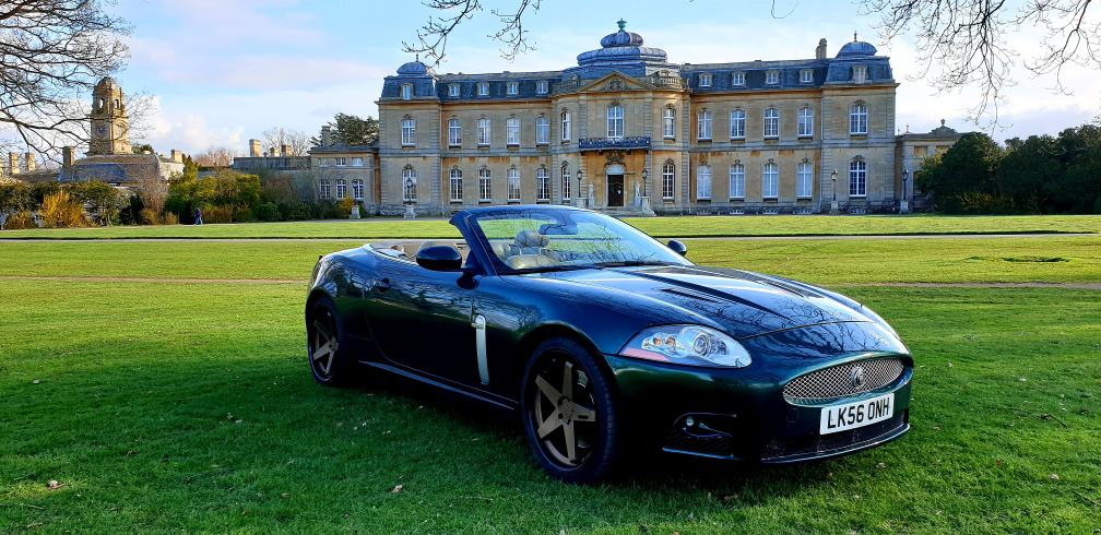 2007 LHD JAGUAR XKR 4.2, SUPERCHARGED, CONVERTIBLE, AUTOMATIC, LEFT HAND DRIVE