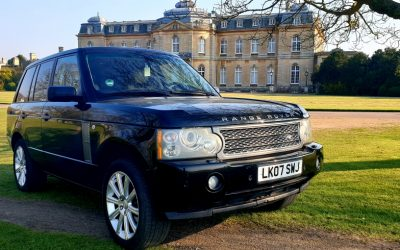 2007 LHD RANGE ROVER VOGUE 3.6TD V8 AUTO, TWIN TURBO DIESEL, TDV8, LEFT HAND DRIVE