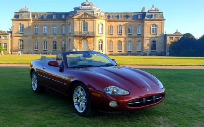 Original 2000 LHD Jaguar XK8 4.0 V8,Convertible, LEFT HAND DRIVE