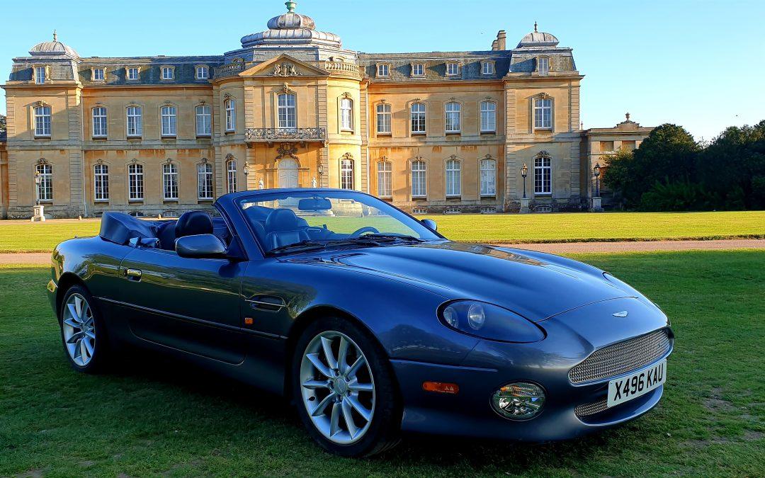 2000 LHD Aston Martin DB7 Vantage Volante 5.9, V12 420BHP, 6 Speed Manual, Super Rare, Left Hand Drive