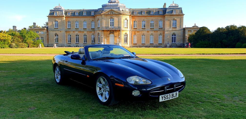 2001 LHD Jaguar XK8 4.0 V8 Convertible LEFT HAND DRIVE 1 Owner
