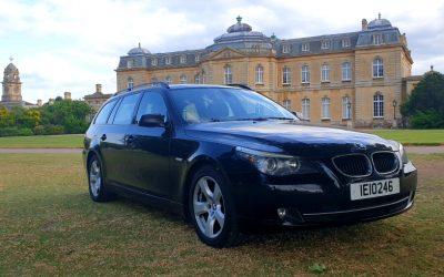 2010 LHD, BMW 520d, Estate, Automatic, LEFT HAND DRIVE