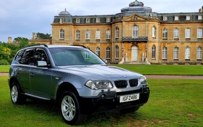 2004 LHD BMW X3, 3.0d Sport 5dr, Auto, Turbo Diesel, Automatic, LEFT HAND DRIVE