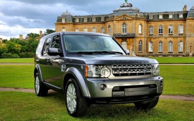 2011 LHD Land Rover Discovery 4, 3.0SDV6 HSE, 7 Seater, 4X4 Auto, LEFT HAND DRIVE
