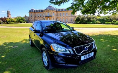 2010 LHD, Volvo XC60 2.4 D5, SE Lux Geartronic AWD, Diesel, Automatic, LEFT HAND DRIVE
