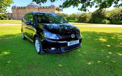 2011 LHD, Volkswagen Touran 2.0 TDI Sport DSG (7 Seats option), LEFT HAND DRIVE
