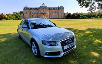 2008 LHD Audi A4 2.0 TDI SE, AUTOMATIC (8 SPEED), LEFT HAND DRIVE