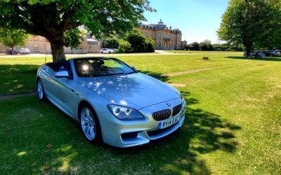 2014 BMW 640D 'M' Sport, Convertible