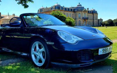 2004 PORSCHE 911 (996) CARRERA 4S TIPTRONIC S, AUTO, CONVERTIBLE.