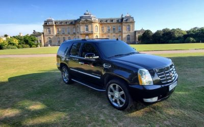 2007 LHD CADILLAC ESCALADE 6.2 PETROL, AUTOMATIC, 6 SEATER, LEFT HAND DRIVE