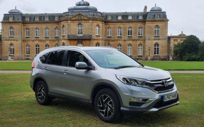 2017 Honda CR-V 2.0 i-VTEC SE+, Auto, Station Wagon, Petrol, Automatic, London ULEZ Free